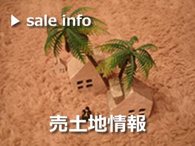 売土地情報